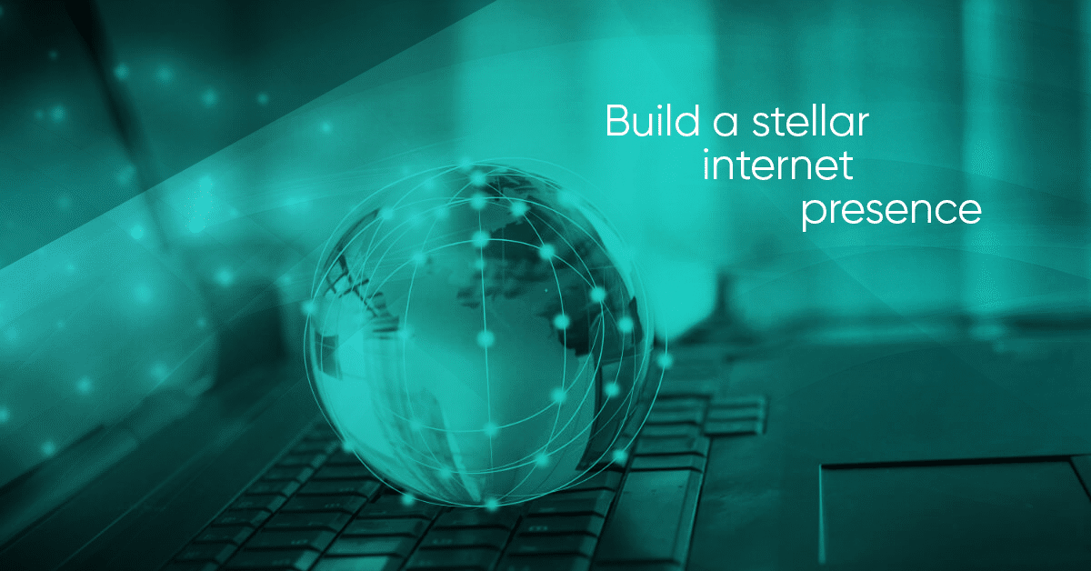 Build a stellar internet presence for your jewelry store