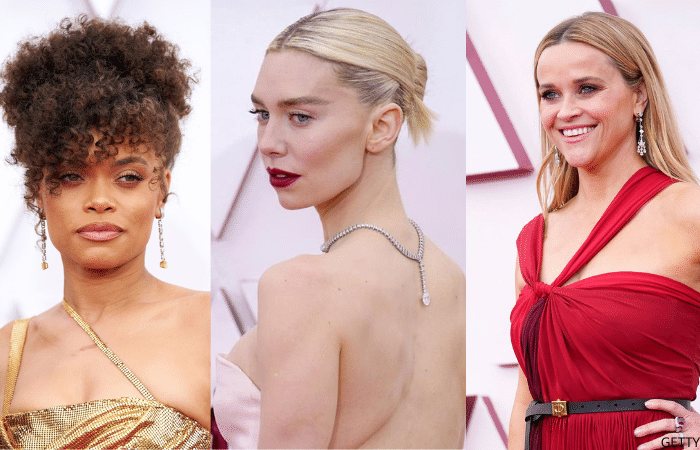 Trend Hunting: The Jewelry of the 2021 Oscars
