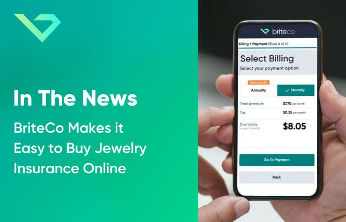 BriteCo Makes It Easy to Buy Jewelry Insurance Online